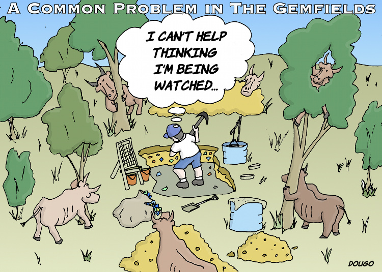 A Common Problem in the Gemfields